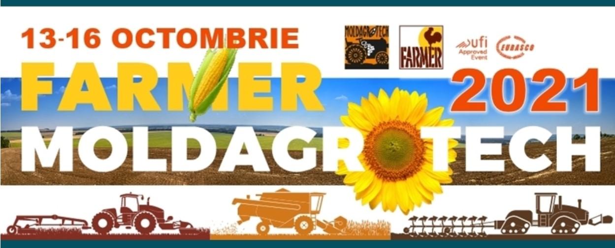 """Featured image for """"Participare la un stand comun cu mai multe organizaţii partenere la Farmer-2021"""""""